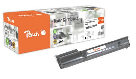 Peach  Tonermodul schwarz kompatibel zu Epson Aculaser CX 11 N