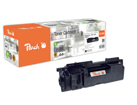 Peach  Tonermodul schwarz kompatibel zu Kyocera KM 1500