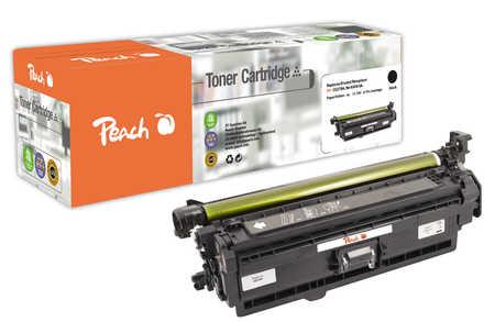 Peach  Tonermodul schwarz kompatibel zu HP Color LaserJet Enterprise M 750 xh