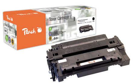 Peach  Tonermodul schwarz kompatibel zu HP LaserJet Enterprise P 3015 D
