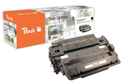 Peach  Tonermodul HC schwarz kompatibel zu HP LaserJet Enterprise P 3015 D