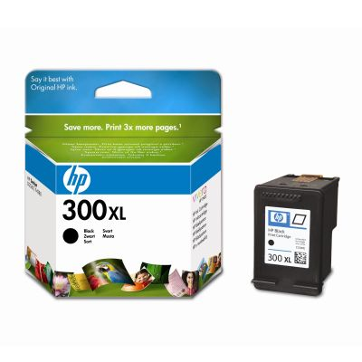 Original  Tintenpatrone schwarz, High Capacity HP DeskJet D 2600 Series