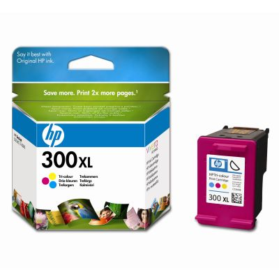 Original  Tintenpatrone color, High Capacity HP DeskJet D 2600 Series