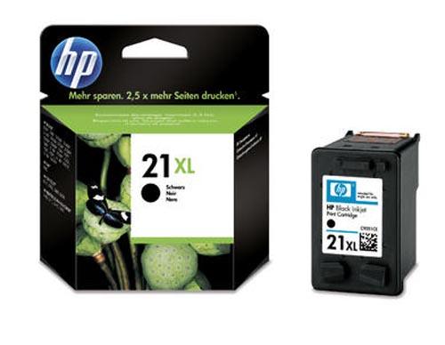 Original  Tintenpatrone schwarz, HP DeskJet D 1341