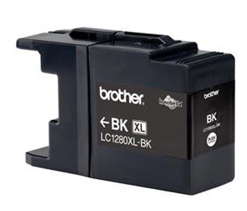 Original  Tintenpatrone schwarz HY, Brother MFCJ 6910 DW