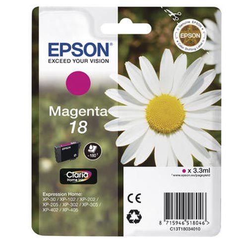 Original  Tintenpatrone magenta Epson Expression Home XP-310 Series