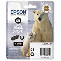 Original  Tintenpatrone XL foto schwarz Epson Expression Premium XP-510