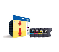 Original  Valuepack, Tinte schwarz, color, Brother MFCJ 470 DW