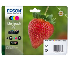 Original  Multipack Tinte CMYBK Epson Expression Home XP-255