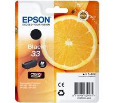 Original  Tintenpatrone schwarz Epson Expression Premium XP-630 Series
