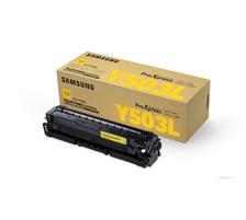 Original  Tonerpatrone gelb Samsung ProXpress C 3010 ND premium line