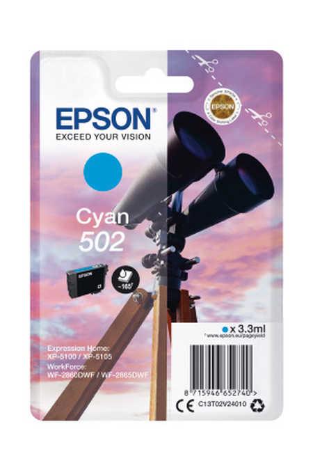 Original  Tintenpatrone cyan Epson Expression Home XP-5105