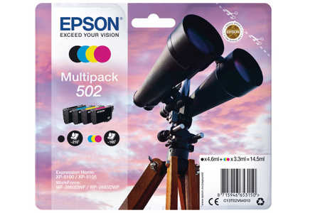 Original  Multipack Tinte BKCMY Epson Expression Home XP-5105