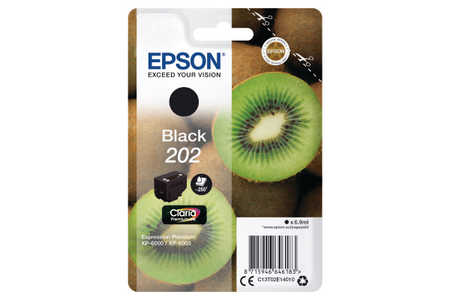 Original  Tintenpatrone schwarz Epson Expression Premium XP-6005