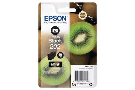 Original  Tintenpatrone foto schwarz Epson Expression Premium XP-6005
