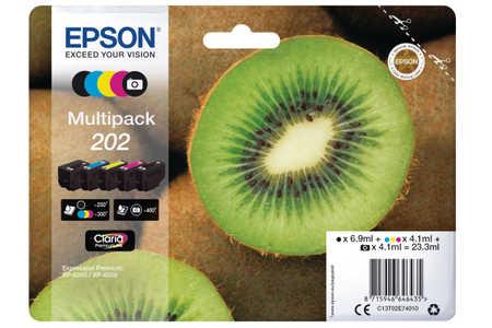 Original  Multipack Tinte BKCMY  Epson Expression Premium XP-6005