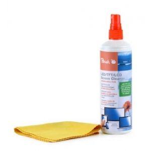 Peach  Universal Oberflächen Reiniger + Mikrofasertuch PA104, 250 ml