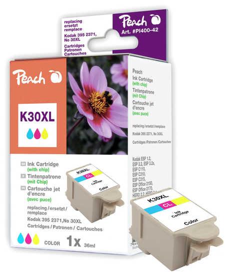 Peach  Tintenpatrone color kompatibel zu Kodak ESP 1 2