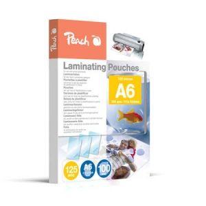 Peach  Laminierfolien A6, 125 mic, glänzend, PP525-04, 100 Stk.