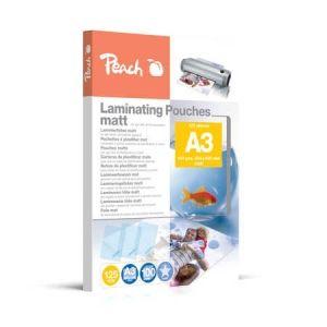 Peach  Laminierfolien A3, 125 mic, matt, S-PP525-15, 100 Stk.