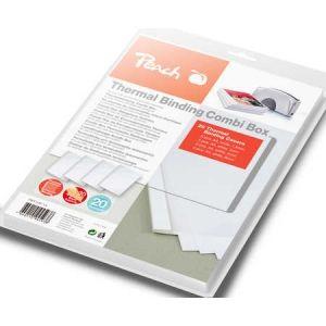 Peach  Thermo Foto Album Combi Box, A4, PBT100-15