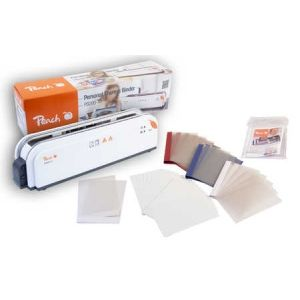 Peach  Thermo Binder PB200-70 + 15teil. Foto-Combibox